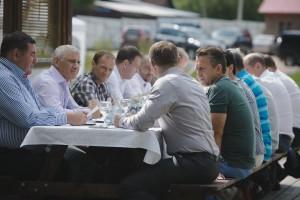 Заседание Фонда «Токсовская Перспектива».