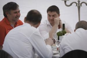 Владимир Горшенин и Николай Полянский